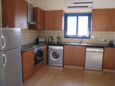 Mimosa Beach villa rental - Stylish fully equipped kitchen