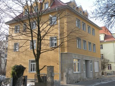 Apartment in the center Weimar, quiet & charming town house, bike rental