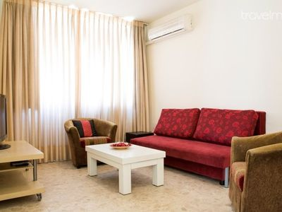 1BR min to the BEACH,Ben Yehuda 21