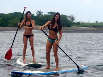 Rincon villa rental - Go stand up paddle