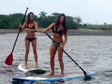 Go stand up paddle