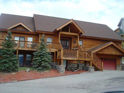Luxury Granby Cabin