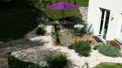 Apartment **** in the baroque town of Ettenheim, 8 km to Europa Park