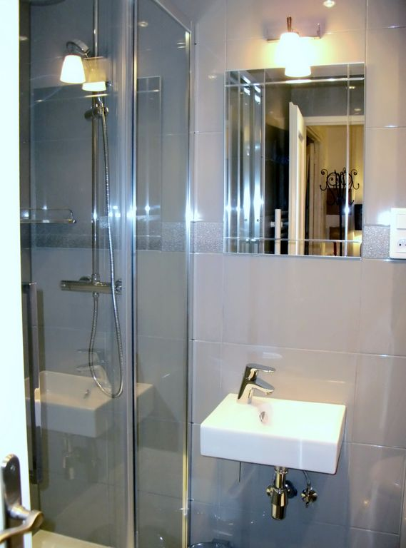 Shower room 1, brand new January 13