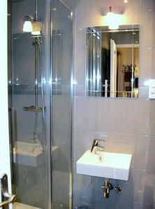 Centre-ville - Croisette apartment rental - Shower room 1, brand new January 13