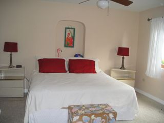 Key Largo house photo - One of two main floor master suites