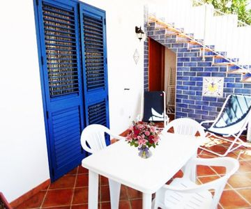 Blue Holiday Home am 100 in Alcamo