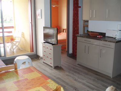 Apartment facing the sea lake a 1. 5 km from the ocean