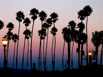 Enjoy Santa Barbara from sunrise to sunset