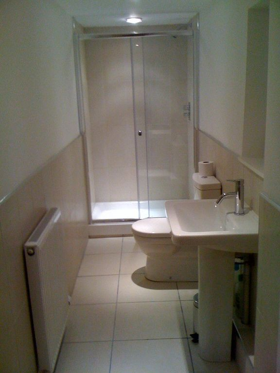twin bathroom