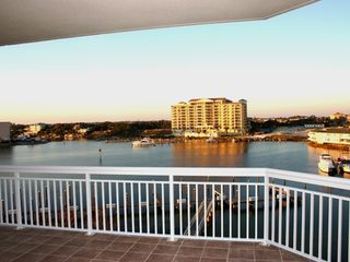 Harbor Landing Destin condo photo - Harbor Landing 203A - Harbor View from Balcony
