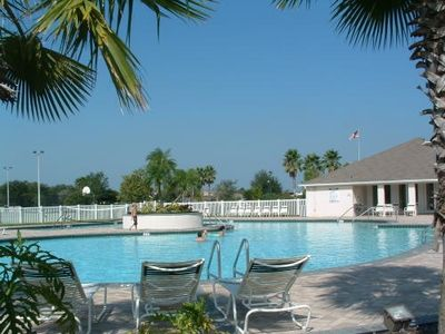 Bradenton house rental - The community clubhouse with great facilities!!