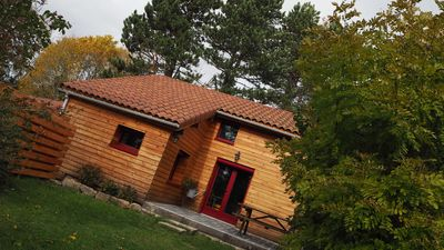Cottage 6 people in the heart of the Regional Natural Park of Pilat