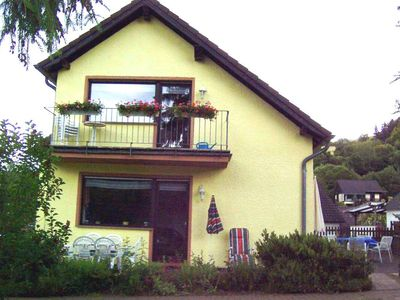 4 star vacation apartment with first-class furnishing in the Eifel