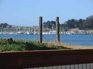 Bodega Bay house photo - Spud Point Marina from Harbor Cutie