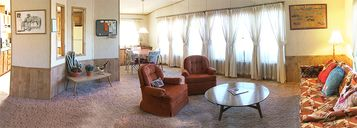 Wickenburg house rental - Spacious, bright, and comfortable for two to six. (Click for full-screen photos)