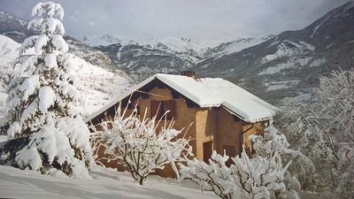 Val D'Allos mountain chalet for 8 people