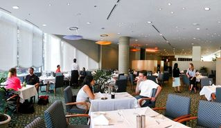 Vancouver house photo - Restaurant in North Tower at the Club Intrawest Vancouver Resort