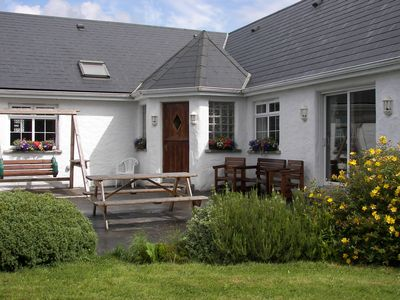 County Mayo house rental - Relax or Dine AlFresco on a Fine Day