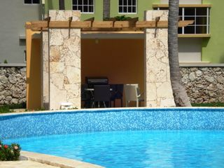 Bavaro condo photo - Grilling area (1/2)