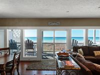 Oceanfront, 1st Floor (Lower), Fully-Updated, Luxurious 3-BR, 3-Bath Condominium