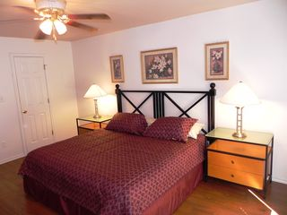 South Padre Island condo photo - Spacious Master Bedroom