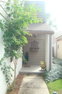 Sandestin house rental - Front Entrance