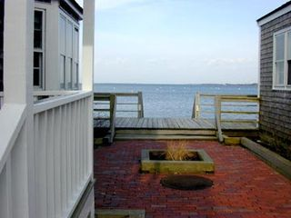 Nantucket Town house photo - Harbor View from Front Door
