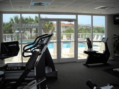 FEELING ENERGETIC?  TRY OUR EXERCISE ROOM!