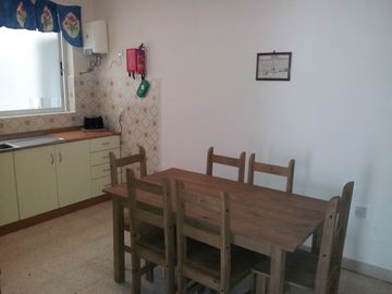 Kitchen (3 bed. maisonette)
