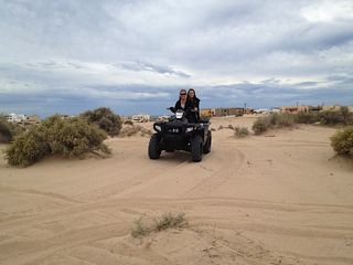 Puerto Penasco house photo - Great 4 wheeling trails right out the front door!
