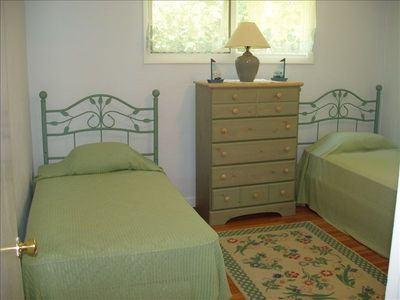 TWIN BEDROOM - OTHERS ARE A QUEEN AND A DOUBLE