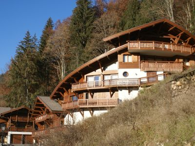 Morzine apartment rental - THE CHALET