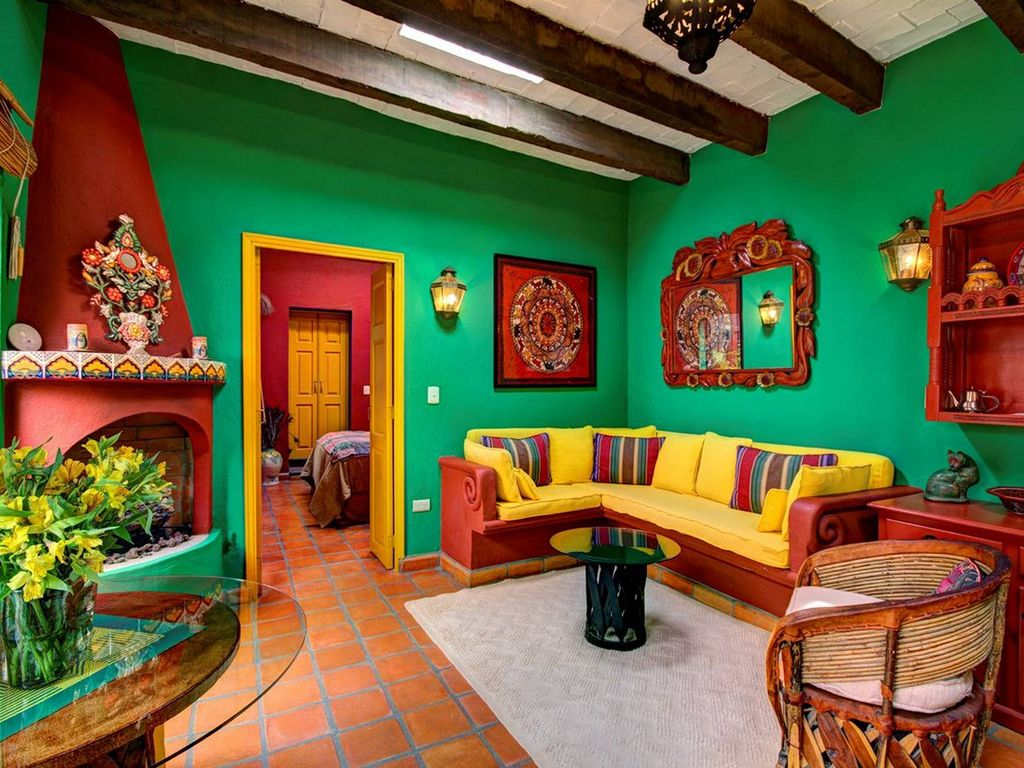 Casa Mandu Colorful Casita In The Heart Of Vrbo