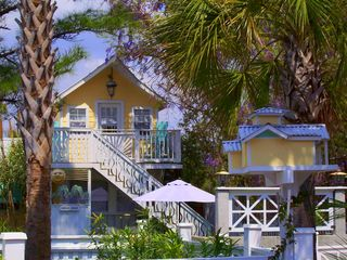 Seagrove Beach house photo - The Storybook Continues: w/ Our Cute 'Treetop' Playhouse!