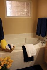 Carlsbad condo photo - Master Bathroom Giant Tub