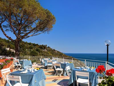 Gorgeous Villa With Large Terrace And Stunning Sea Views