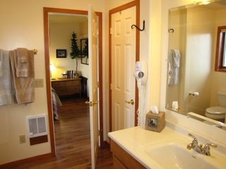 Glenwood Springs cabin photo - Bathroom with Shower