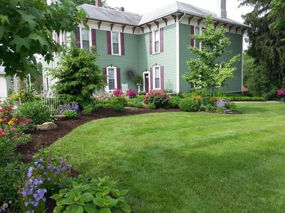Hilltop Manor Guest House- Amish Country's Most Luxurious Home Rental!