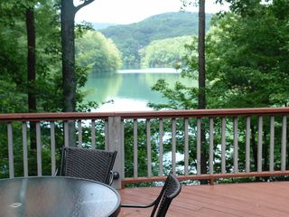 Big Canoe house photo - Gorgeous lake views with mountain vista.