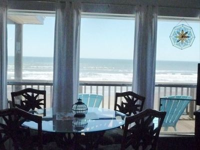 Beach Houses Galveston on Sunny Beach Vacation Rental   Vrbo 249297   2 Br Galveston House In Tx