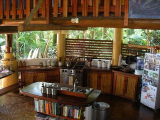 Cabo Matapalo house photo - The kitchen