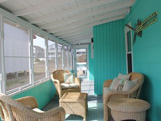 Nags Head cottage photo - Outside space is the best