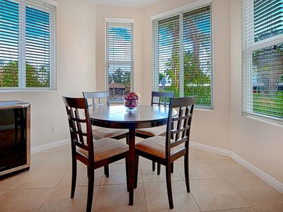 Cathedral City house rental - Breakfast area