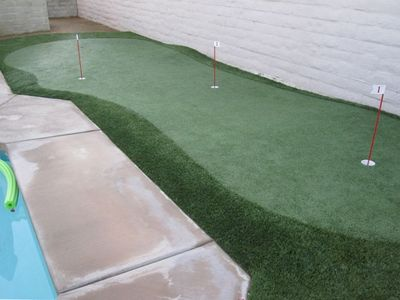 Professional Putting Green