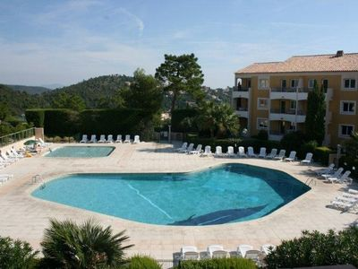 Holiday apartment, close to the beach, La Garonnette, Provence and Cote d