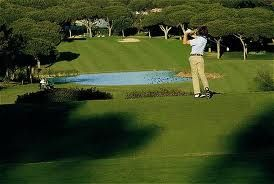Quarteira apartment photo - Golf