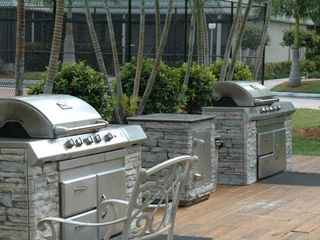 Sanibel Island condo photo - Grill your burgers here