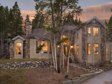 Breckenridge Peak 9 house rental - Pemberley - Ski in/Out Luxurious
