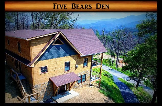 NEW LISTING } Five Bears Den - Views from EVERY room / Pool Table / Hot Tub